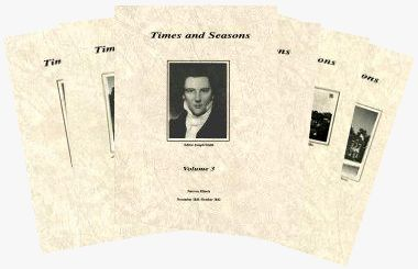 Times and Seasons (Volumes 1-6)