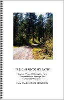 Light Unto My Path, A, prepared by Marjorie Cook and F. J. Van Tuyl