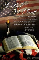 In God We Trust (Patriotic Bulletin)