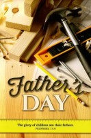 Father's Day (Father's Day Bulletin)