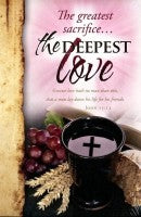 Deepest Love, The (Sacrament Bulletin)