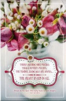 Heart of God, The (Mother's Day Bulletin)