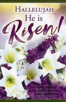 Hallelujah He Is Risen! (Easter Bulletin)