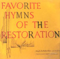Favorite Hymns of the Restoration (CD), by the Radio Choir