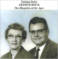 High Priest Arthur Rock:  The Blueprint of the Ages (CD)