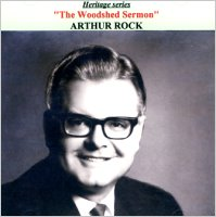 High Priest Arthur Rock:  The Woodshed Sermon (CD)
