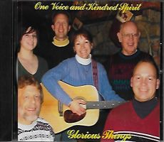 Glorious Things (CD), by One Voice and Kindred Spirit
