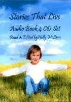 Stories That Live (CD Audio Book), read by Holly McLean