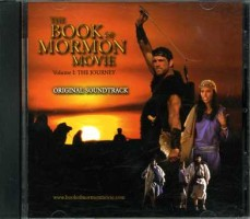 Book of Mormon Movie Soundtrack, The, (CD)
