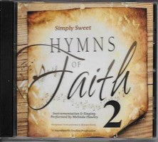 Simply Sweet Hymns of Faith 2 (CD), by Melinda Hawley