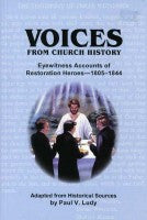 Voices from Church History, by Paul V. Ludy
