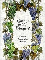 Labor Ye In My Vineyard (cookbook)