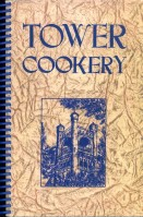 Tower Cookery, by Graceland Mothers Club of 1950