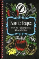 Favorite Recipes, by South Crysler Handmaidens and Lamplighters