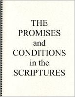 Promises and Conditions in the Scriptures, The--Volume 1, by Dennis Moe