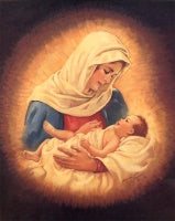 Madonna and Child (8