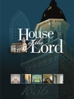 House of the Lord (Kirtland Temple Poster), by Cameron Brown