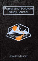 Prayer and Scripture Study Journal
