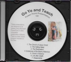 Go Ye and Teach (CD for computer), produced by Matthew L. Torres