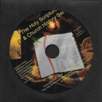 Holy Scriptures and Church History Set (CD for Computer), by James Noland Ministry