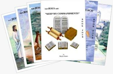 And Jesus Said . . . (Volumes 1-6), by Beryle J. Immer — FREE BOOK OFFER!