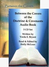 Between the Covers Combo Pack (Audio Books), read by Holly McLean