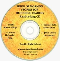 Book of Mormon Stories for Beginning Readers (CD), by Holly McLean