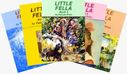 Little Fella (Volumes 1-5 Set), by Pamela Price