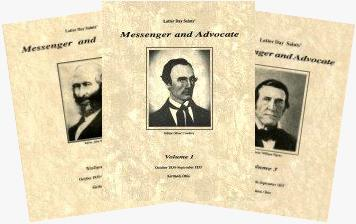 Messenger and Advocate (3-volume Set)