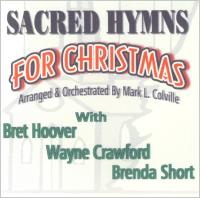 Sacred Hymns for Christmas (CD), by Mark L. Colville