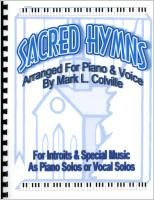 Sacred Hymns, by Mark L. Colville