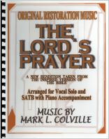 The Lord's Prayer, by Mark L. Colville