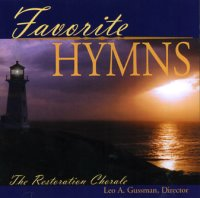 Favorite Hymns (CD), by the Restoration Chorale