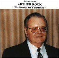 High Priest Arthur Rock:  Testimonies and Experiences (CD)