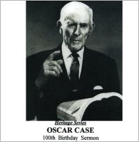 "Seventy Oscar Case:  ""Come to the Waters of Salvation"" (CD)"