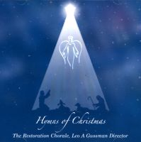 Hymns of Christmas (CD), by the Restoration Chorale
