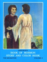 Gregson's Book of Mormon Story and Color Book: Volume 02 (The Migration)