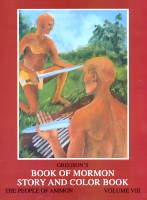 Gregson's Book of Mormon Story and Color Book: Volume 08 (The People of Ammon)