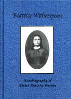 Beatrice Witherspoon, by Emma Beatrice Burton