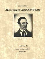 Messenger and Advocate:  Volume 1