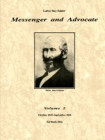 Messenger and Advocate:  Volume 2