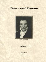 Times and Seasons:  Volume 3 (November 1841 - October 1842)