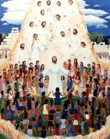Christ and the Children at Bountiful (11