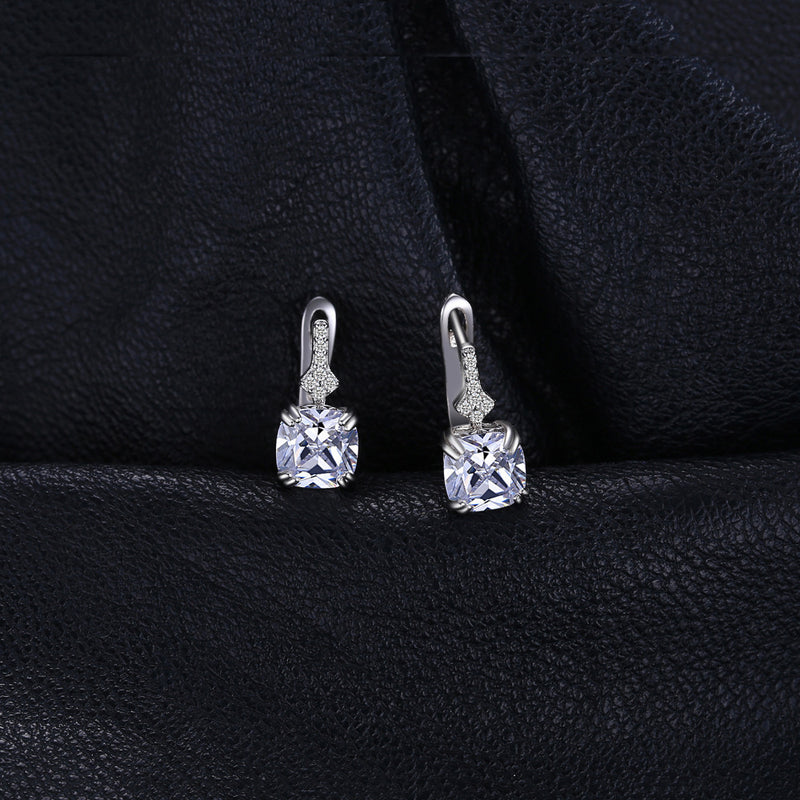 ELENA CUBIC SILVER EARRINGS