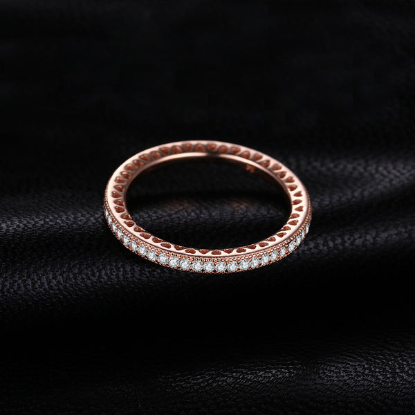 MOONLIGHT ROSE GOLD MINI RING