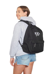 DVG Logo Back Pack - Black
