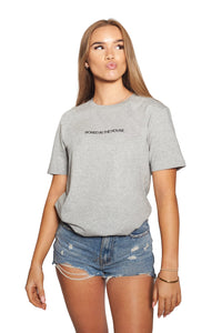 Adult DVG Bored T-Shirt - Grey