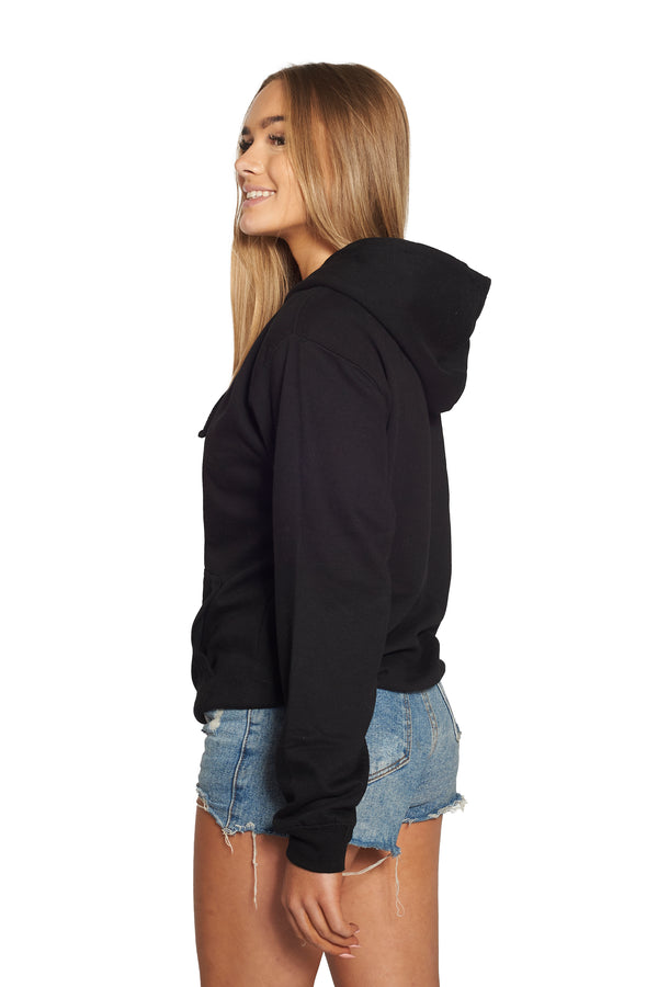 Junior DVG Bored Hoodie - Black