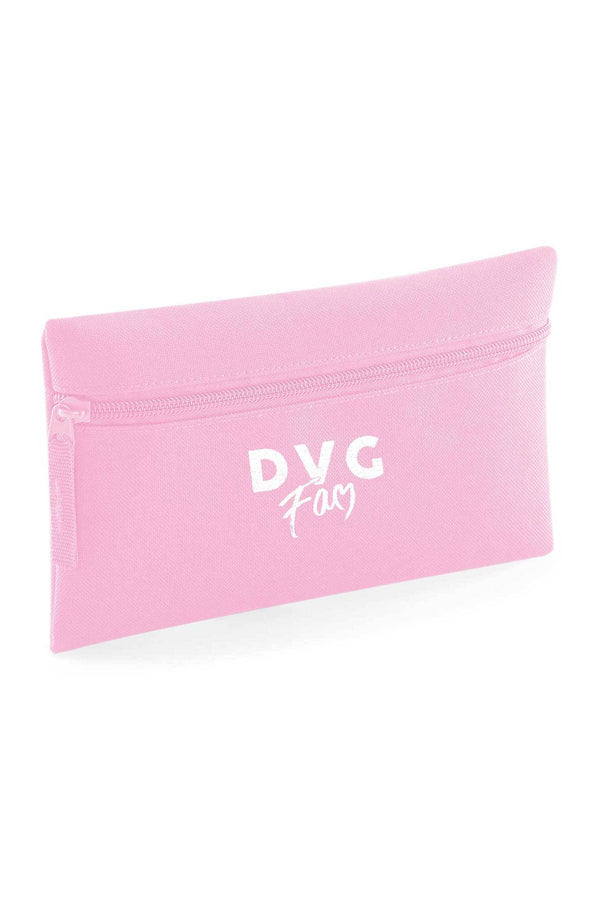 DVG Logo Pencil Case - Pink