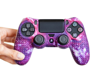 galaxy ps4 silicone controller case cover skin grip wrap